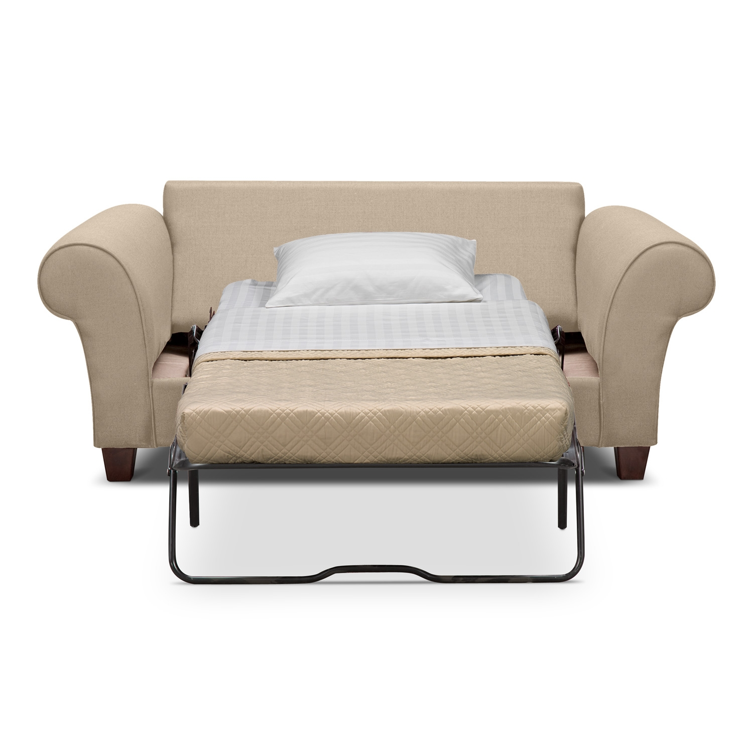 Image of: Unique Chair Bed Twin Sleeper
