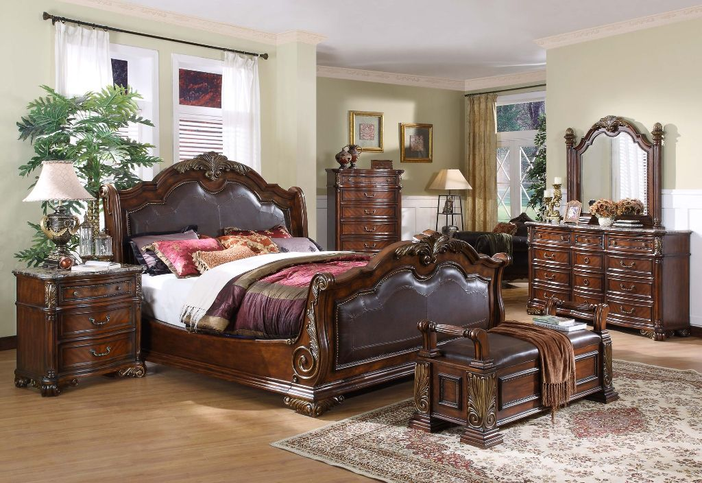 Image of: Unique Thomasville Furniture Bedroom Sets