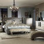 Upholstered And Wood Bedroom Sets