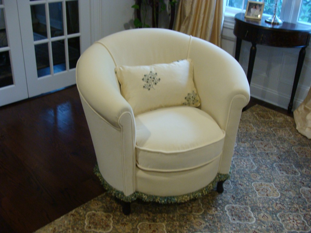 Image of: upholstered arm chair pictures