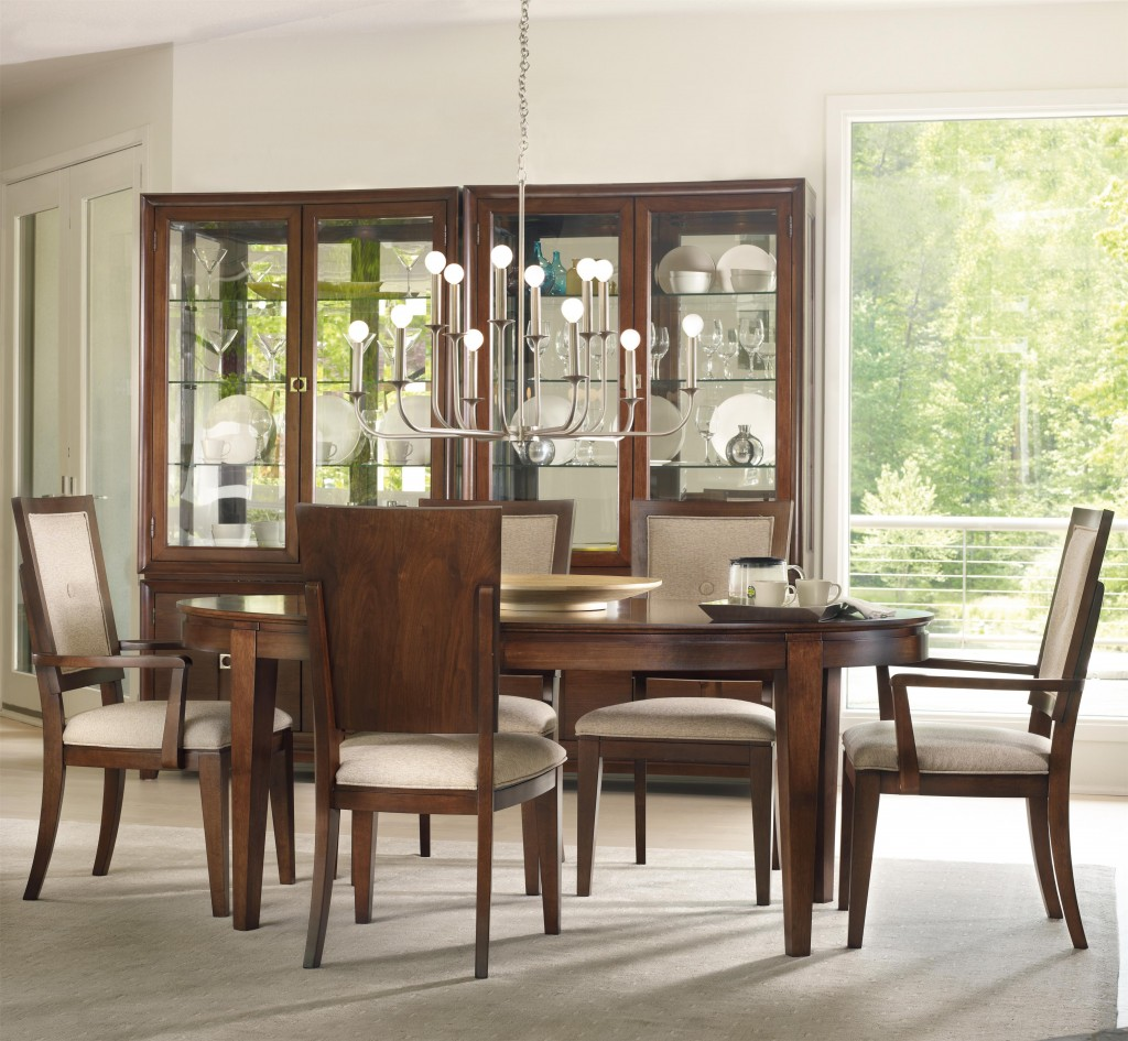 Image of: upholstered dining chair furniture