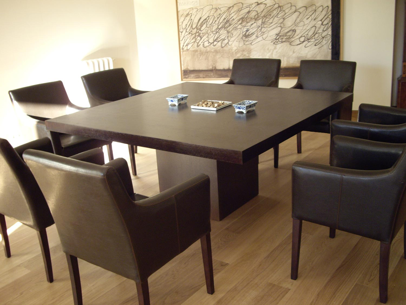 Image of: upholstered dining chair gallery