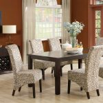 upholstered dining chair ideas