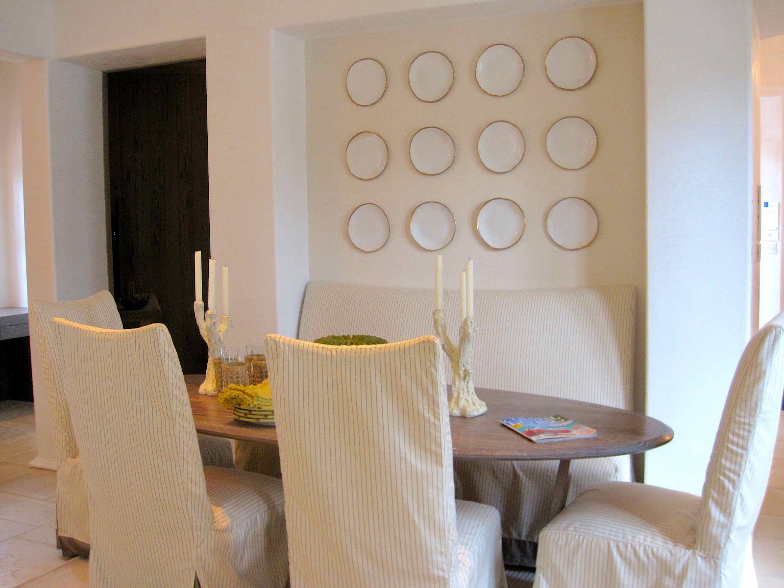 Image of: upholstered dining chair models