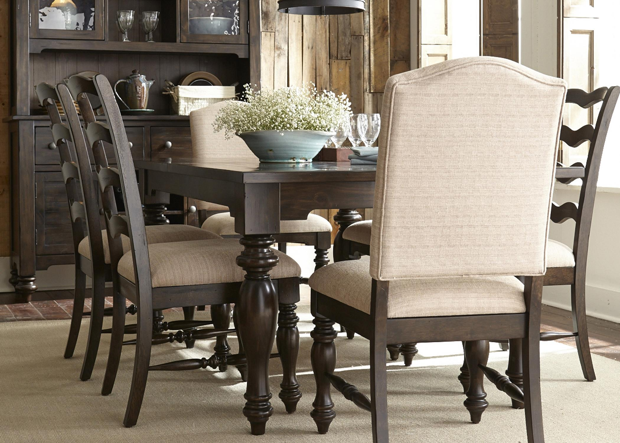 Image of: upholstered dining chair style
