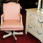 upholstered office chair on sale