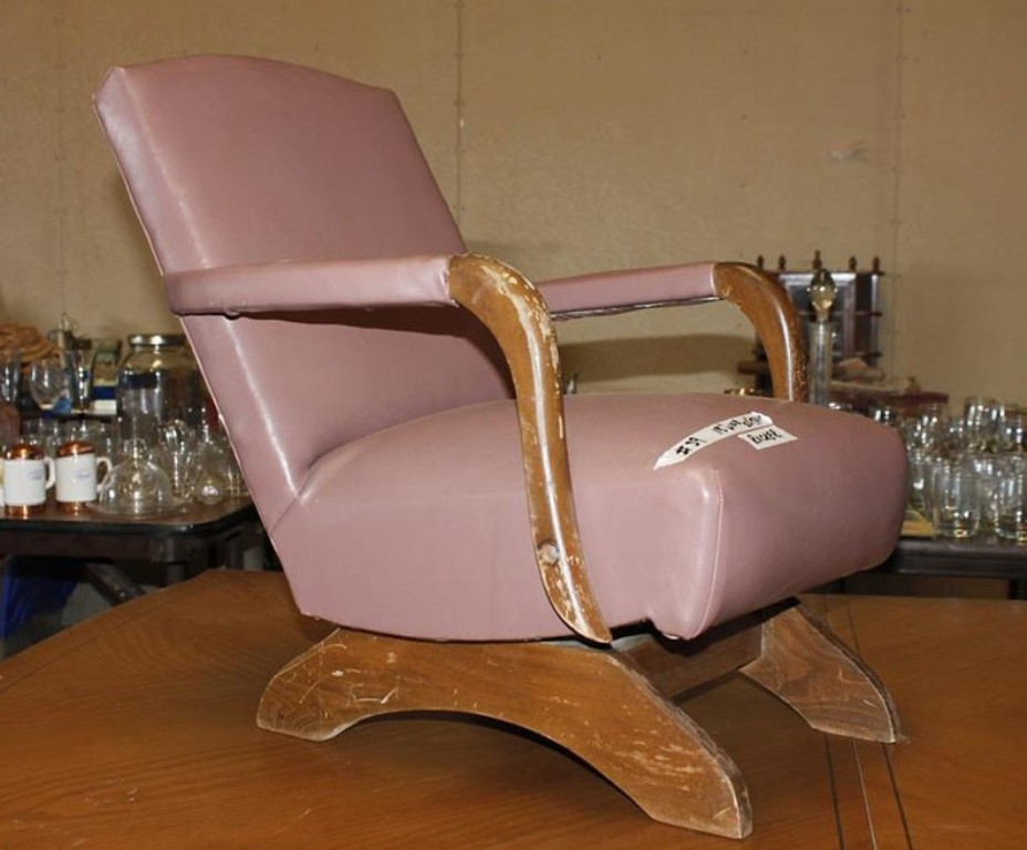 Image of: upholstered rocking chair for nursery