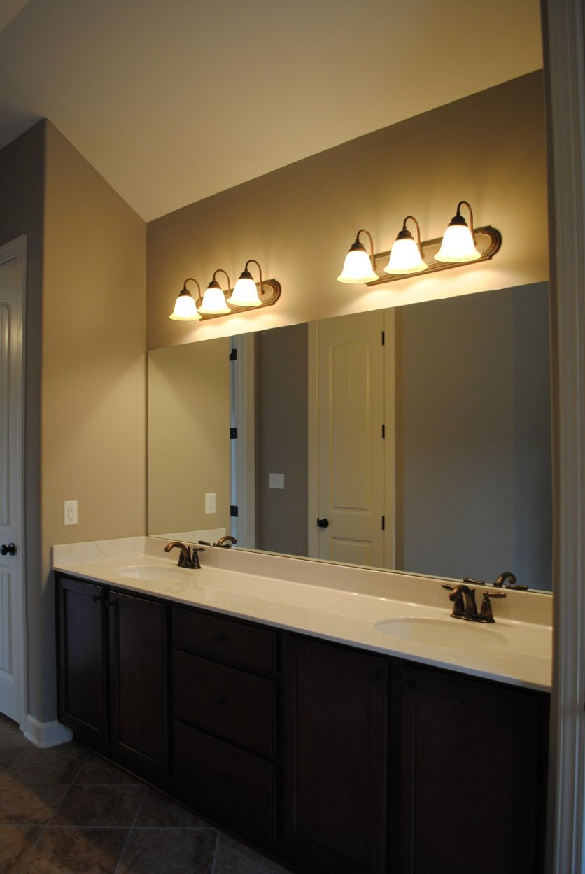 Image of: Vanity Wall Mirror Type