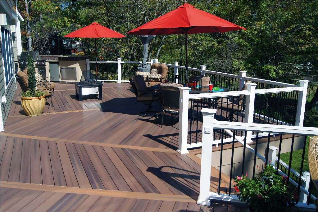 Veranda Decking Designs