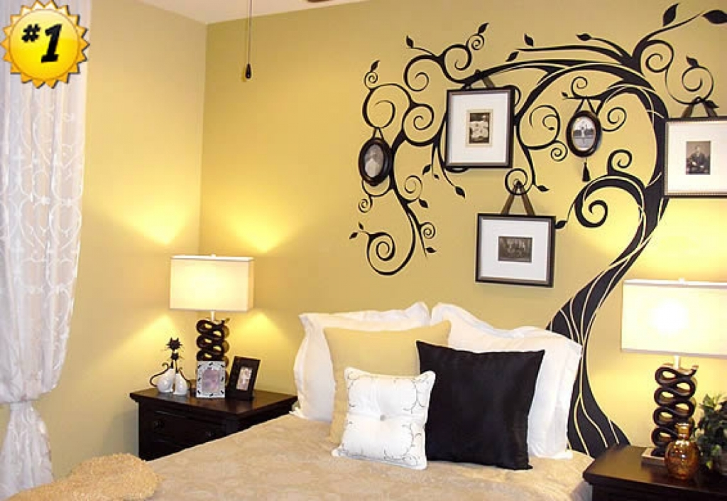 Wall Decals For A Bedroom