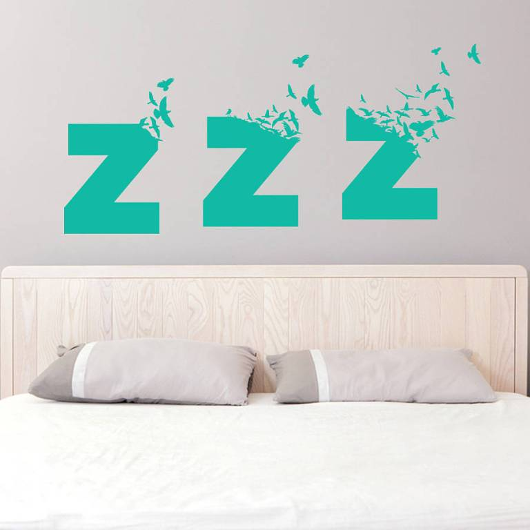 Image of: Wall Decals For Bedroom Amazon