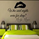 Wall Stickers For Bedrooms Girls