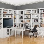 Wall Unit Bookcase Office