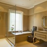 Waterfront Framed Bathroom Mirrors