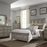 Weathered Driftwood Bedroom Furniture