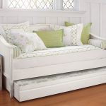 white daybeds with trundle