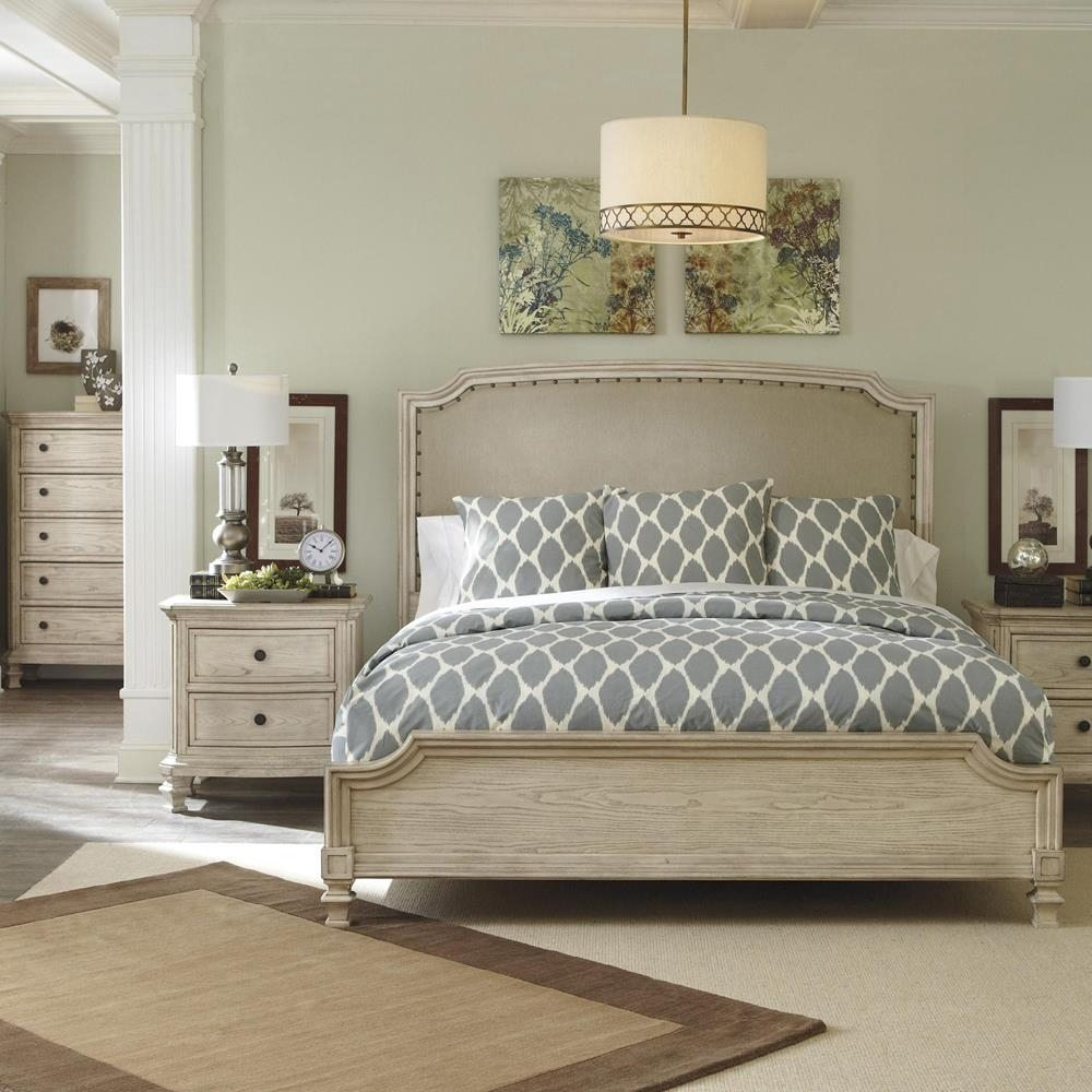 Image of: White El Dorado Bedroom Sets