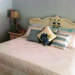 White Throw Pillows For Bed