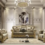 white upholstered accent chairs