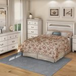 Whitewash Timber Bedroom Furniture