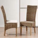 wicker dining chairs for patio