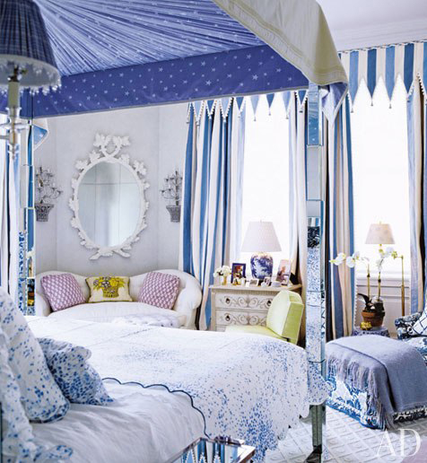 Image of: Window Awning Fabric Blue