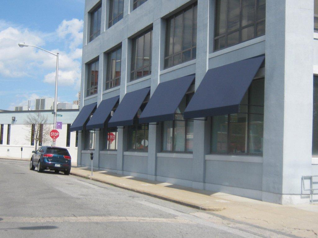 Image of: Window Commercial Awnings