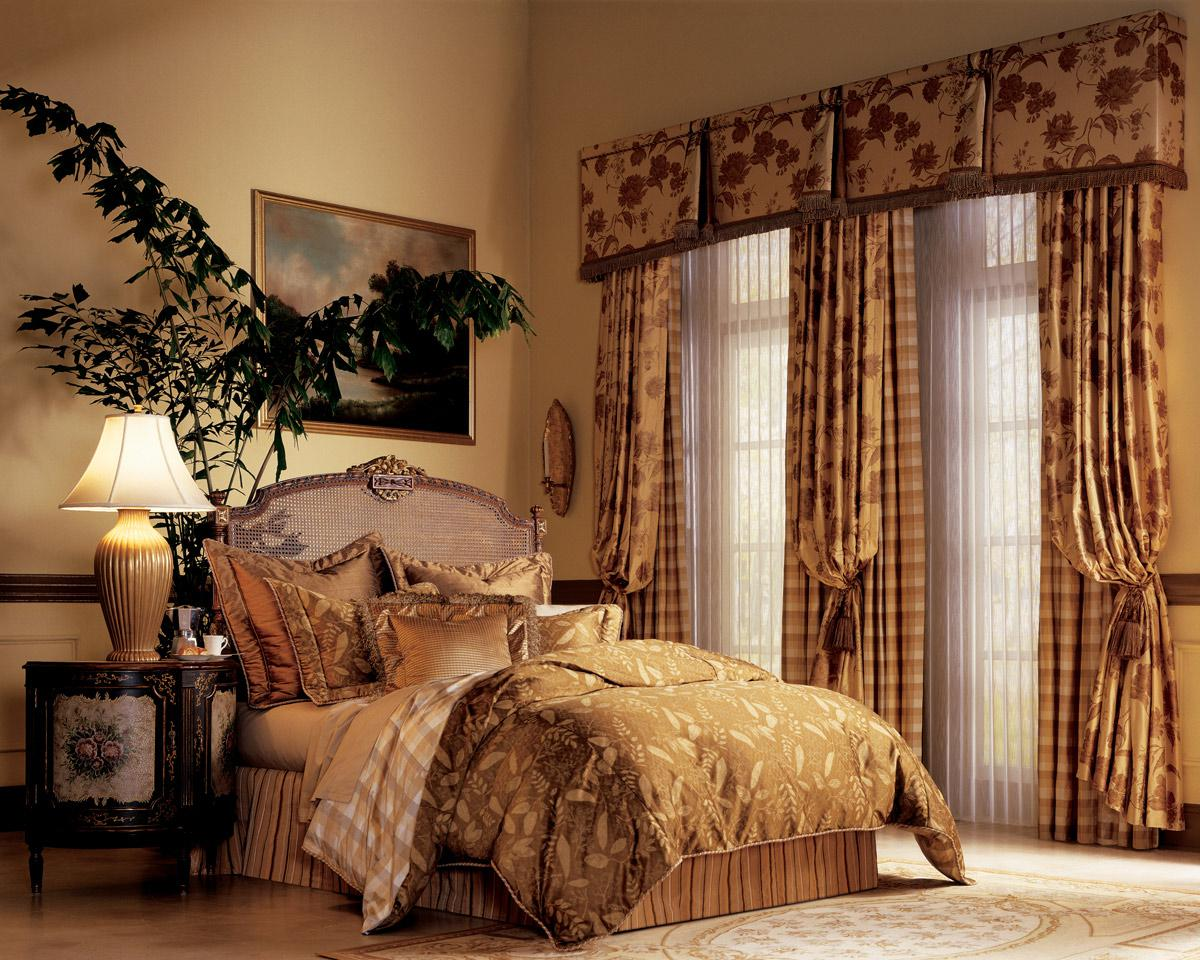 Image of: Window Treatment Ideas for Bay Windows In Bedroom