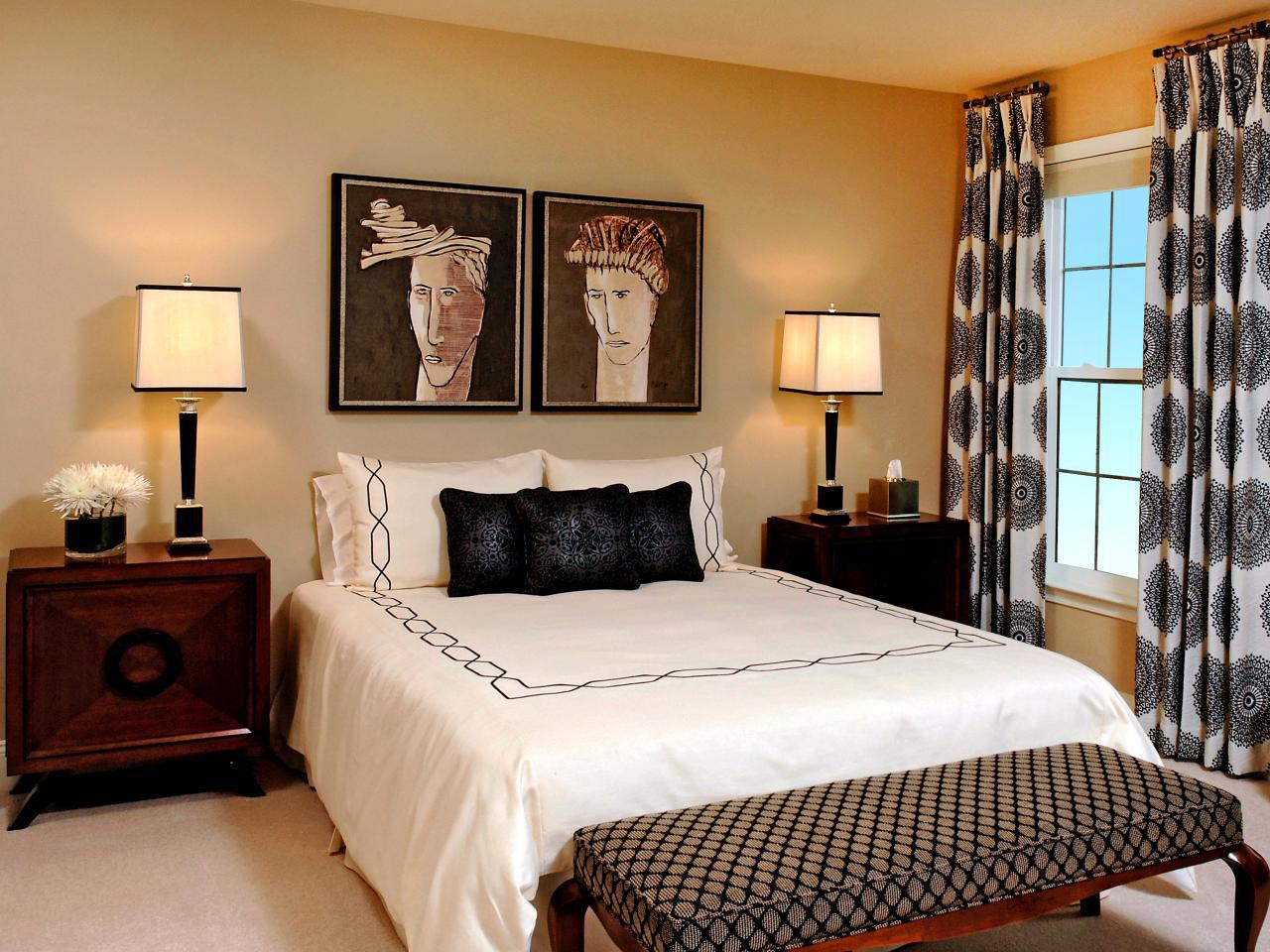 Image of: Window Treatment Ideas for Bedrooms