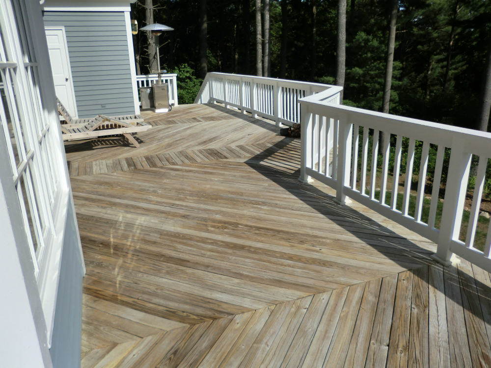 Image of: Wonderful Epoxy Deck Coating