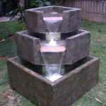 Wonderful Modern Outdoor Water Fountains