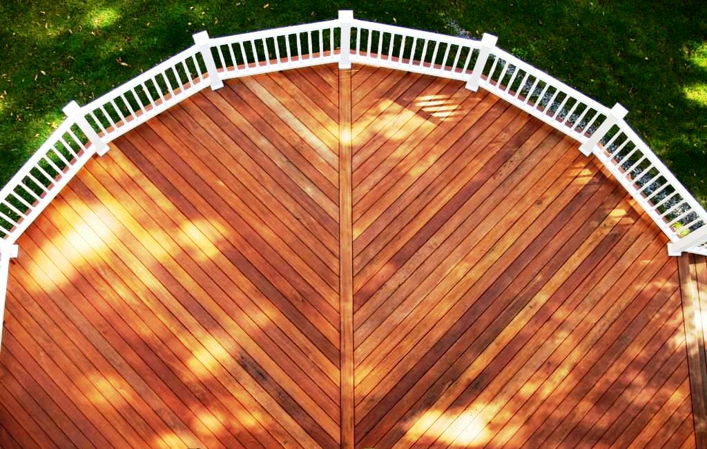 Image of: Wood Deck Stain Colors Pictures