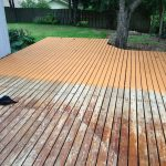 Wood Deck Stain Remover