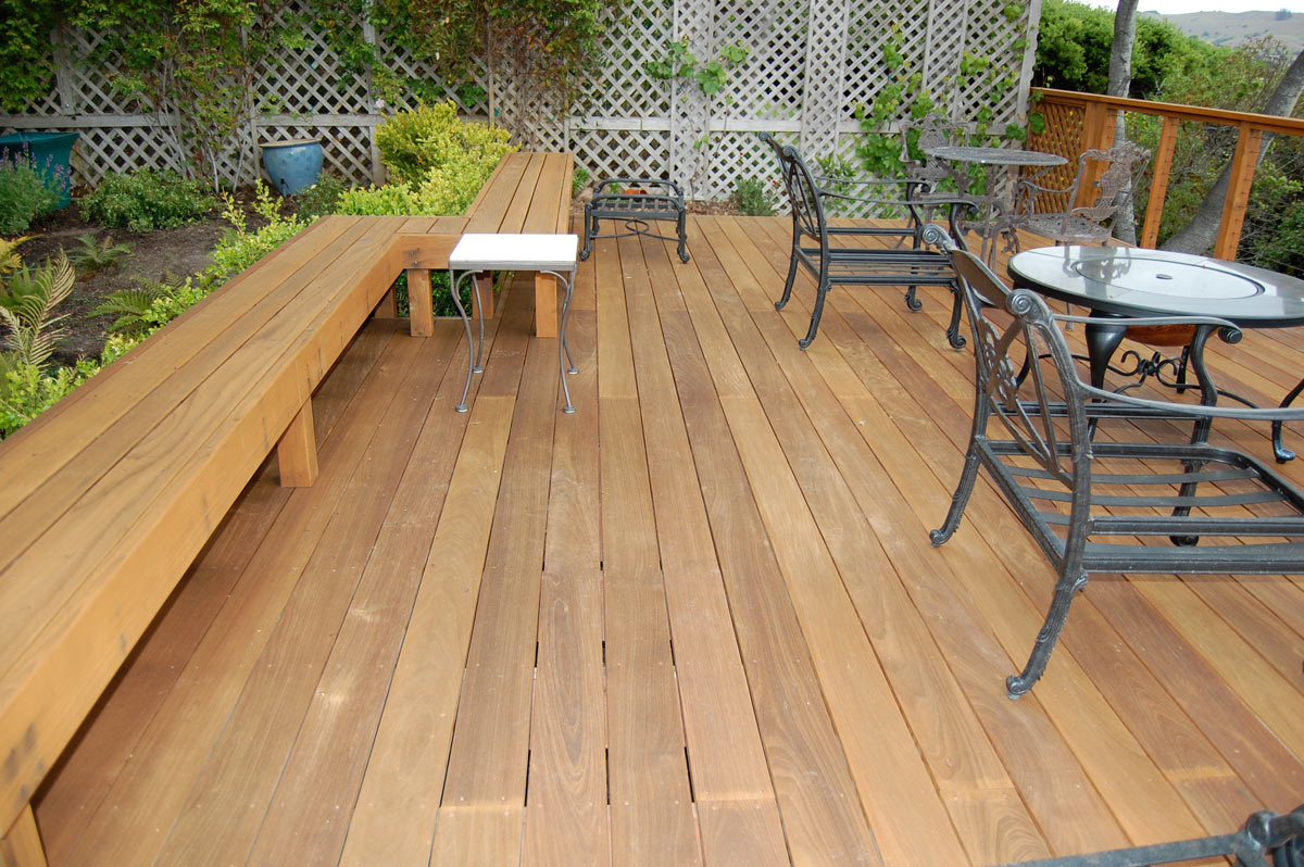 Image of: Wood Deck Stain and Sealer