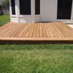 Wood Deck Stain or Paint