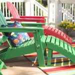wooden adirondack chairs model