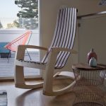 Wooden Glider Rocking Chairs