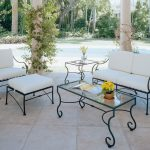 wrought iron chairs models