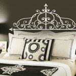 Wrought Iron Headboards for King Size Bed