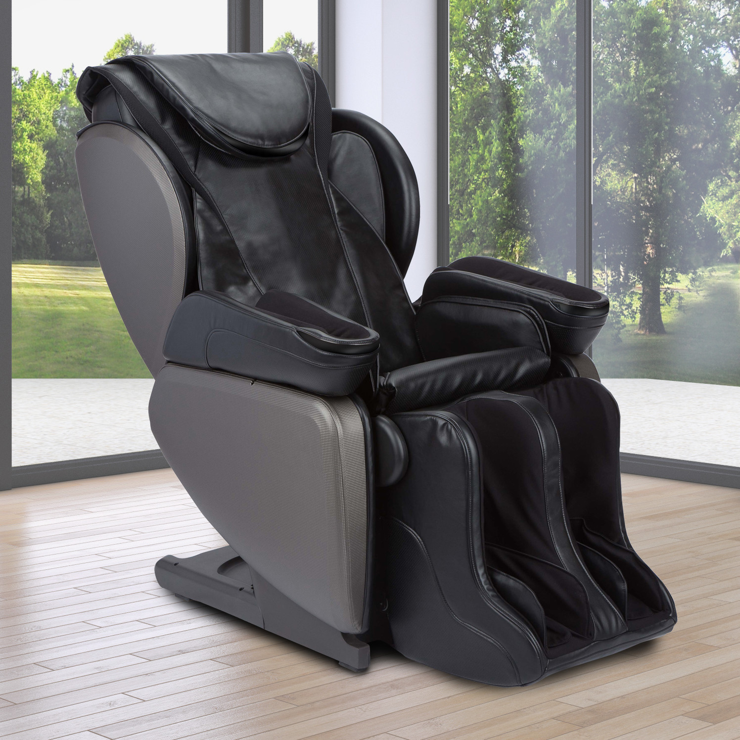 zero gravity massage chair design