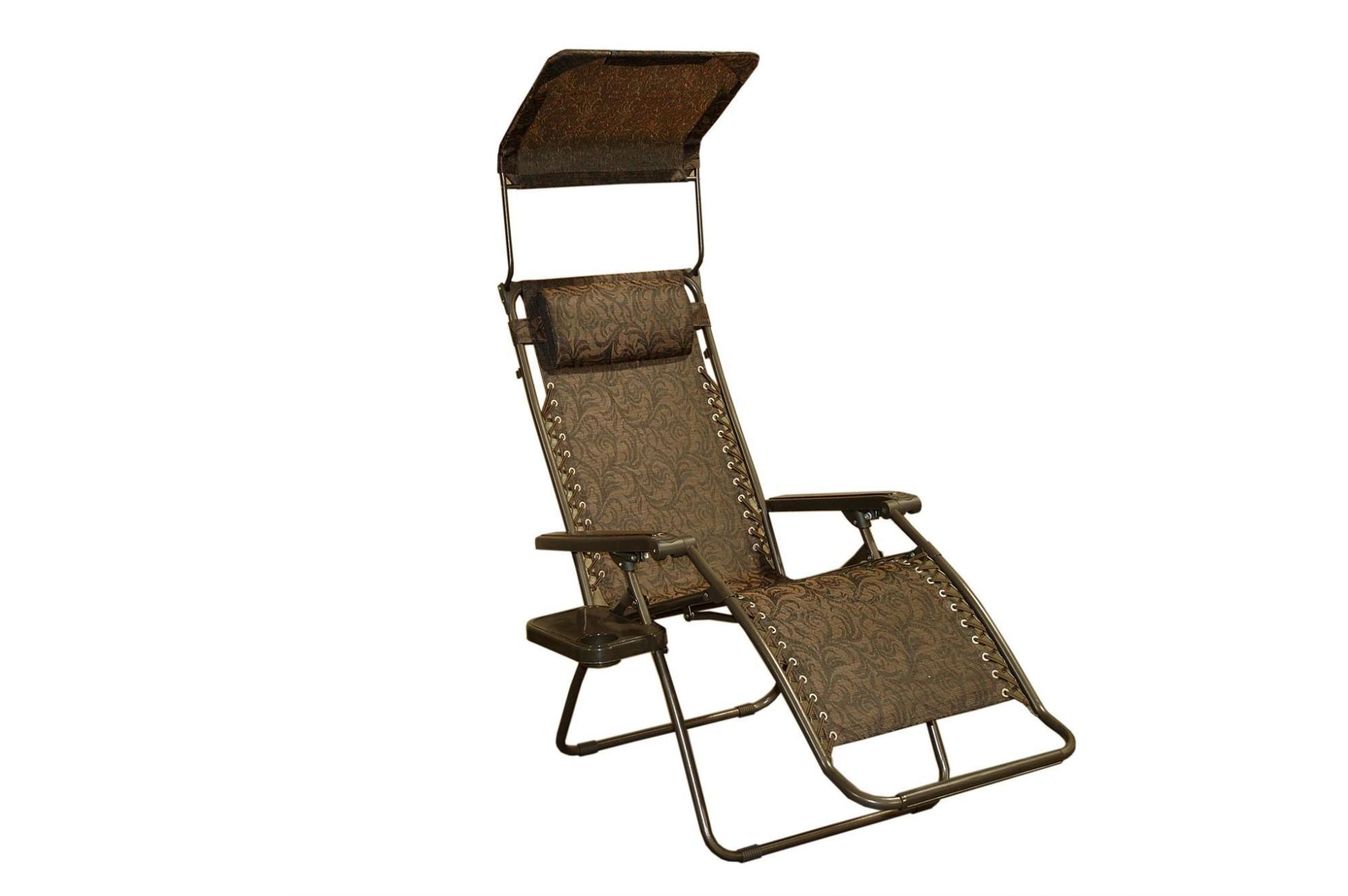 Image of: Zero Gravity Outdoor Lounge Chair