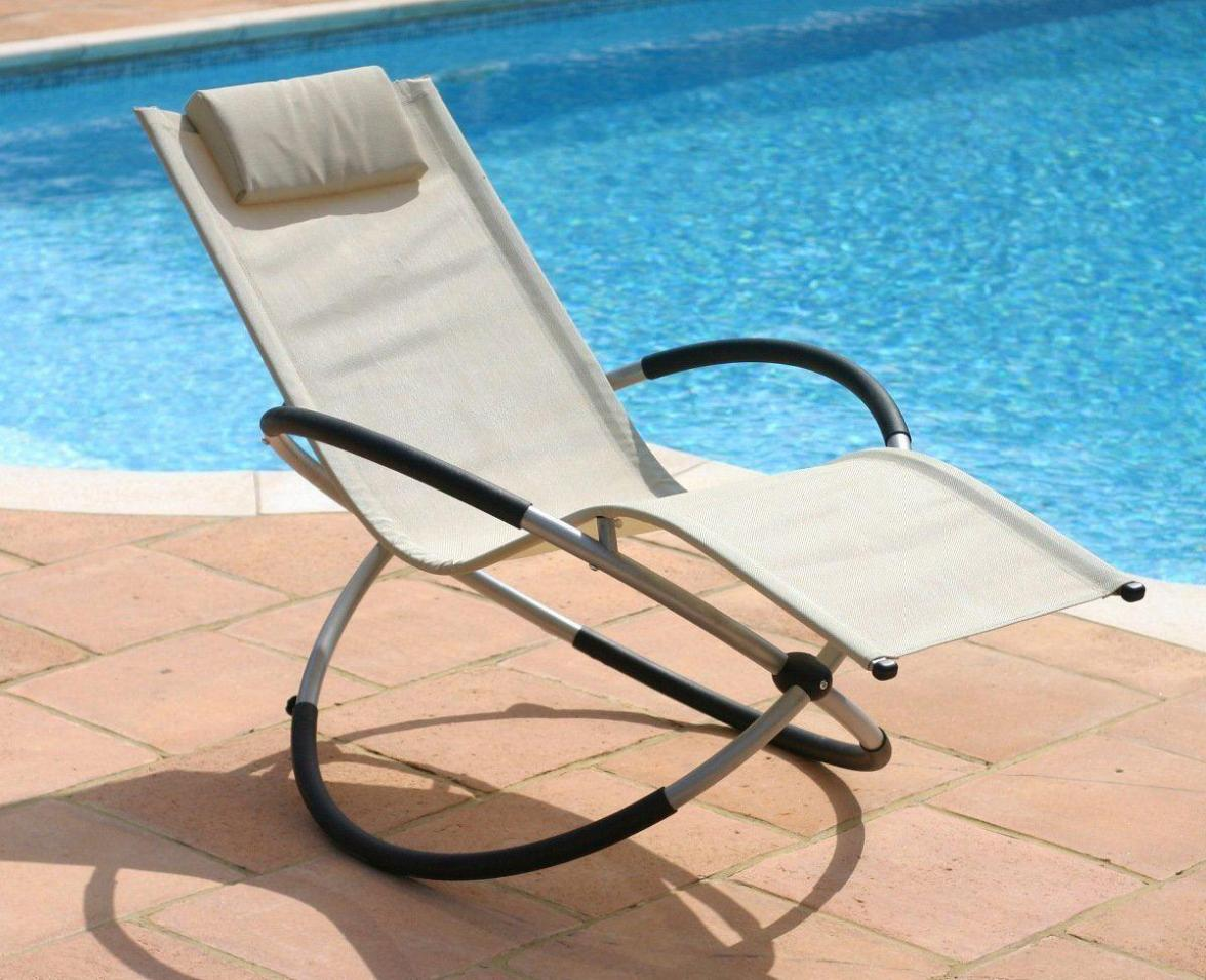 Image of: Zero Gravity Outdoor Lounge Chairs