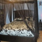 canopy bed frame toronto