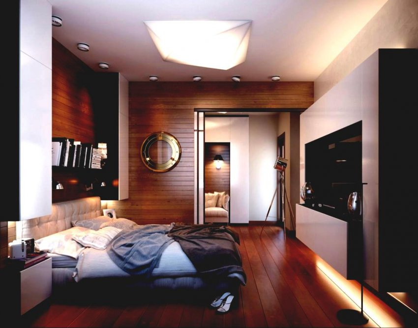Image of: cheap Mens bedroom ideas