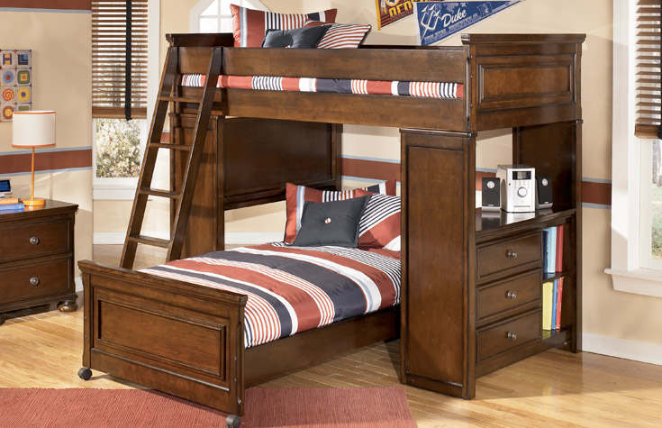 Image of: classy kids bedroom furniture sets