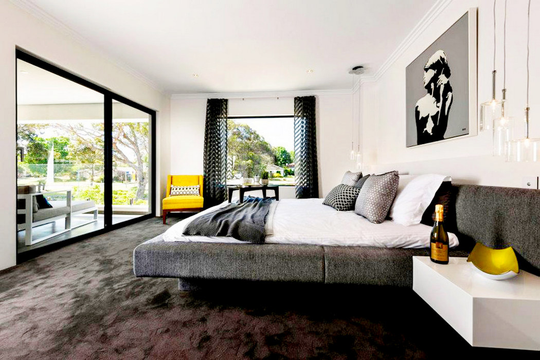 Image of: great Mens bedroom ideas