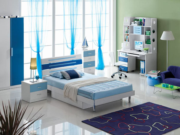 Image of: kids bedroom furniture sets ideas