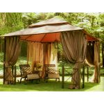 12x12 Gazebo Curtains