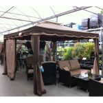 12x12 Gazebo Furniture