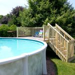 Above Ground Pool Deck Ladder Review
